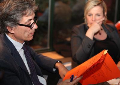 La parole est à Édouard-Vincent Caloni, directeur de la communication et du marketing de la Fédération Française de Tennis. Un très fin lecteur dont il faut souligner qu'il a été le premier à soutenir le projet de création du Prix Denis-Lalanne — « le chantre des chantres », comme il aime à le rappeler.