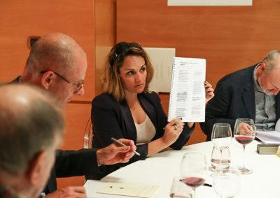 Non, elle ne votera pas pour cet article ! Intraitable, Géraldine Pons invite Denis Lalanne, Guy Forget et Éric Fottorino à la suivre au plus vite.