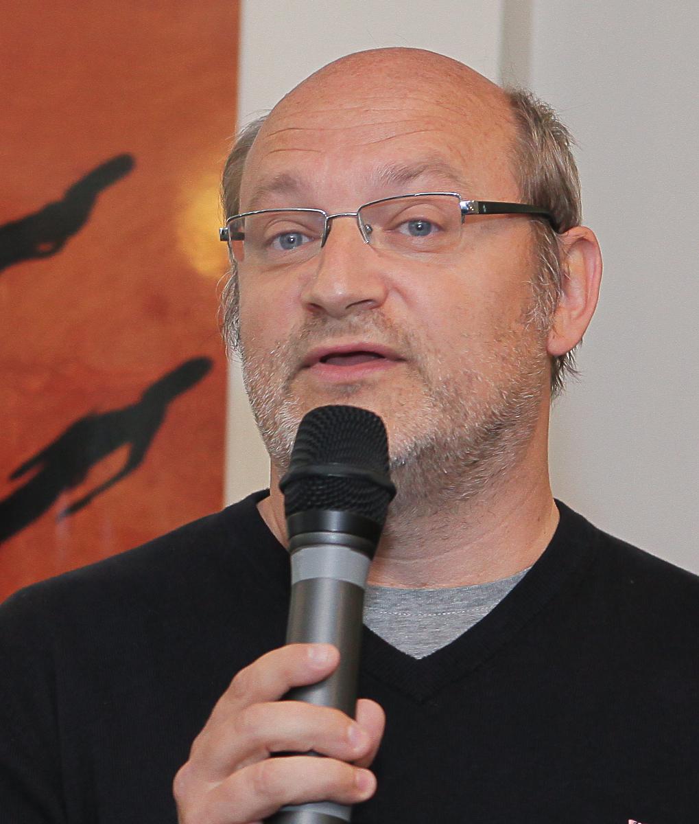 Jérôme Le Gall, lauréat du 3e Prix Jacques-Goddet