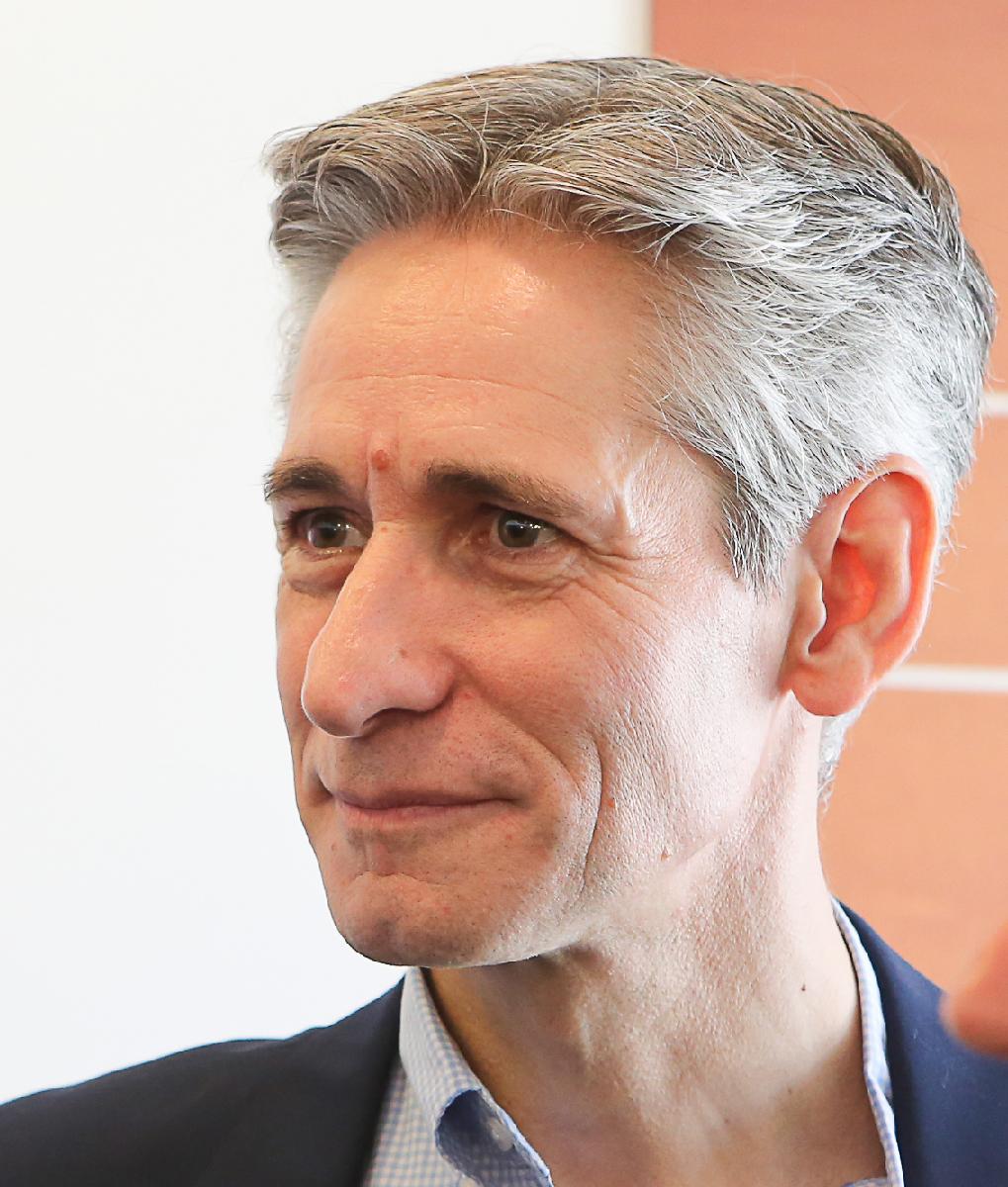 Bernard Chevalier, lauréat du 5e Prix Jacques-Goddet