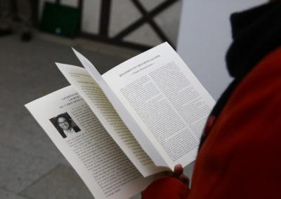 Septième remise du Prix Denis-Lalanne. Nous savons déjà que le lauréat, Laurent Favre, est un journaliste du <em>Temps</em>…