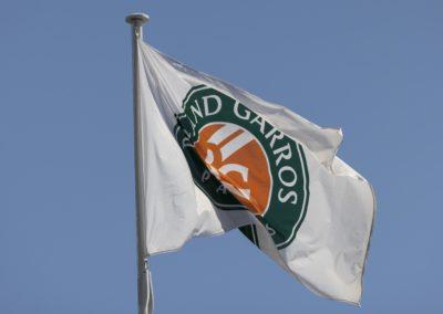 Jour de soleil et jour de vent sur le stade Roland-Garros. Les jurés du 9e Prix Denis-Lalanne se sont donné rendez-vous ce 1er juin 2021.
