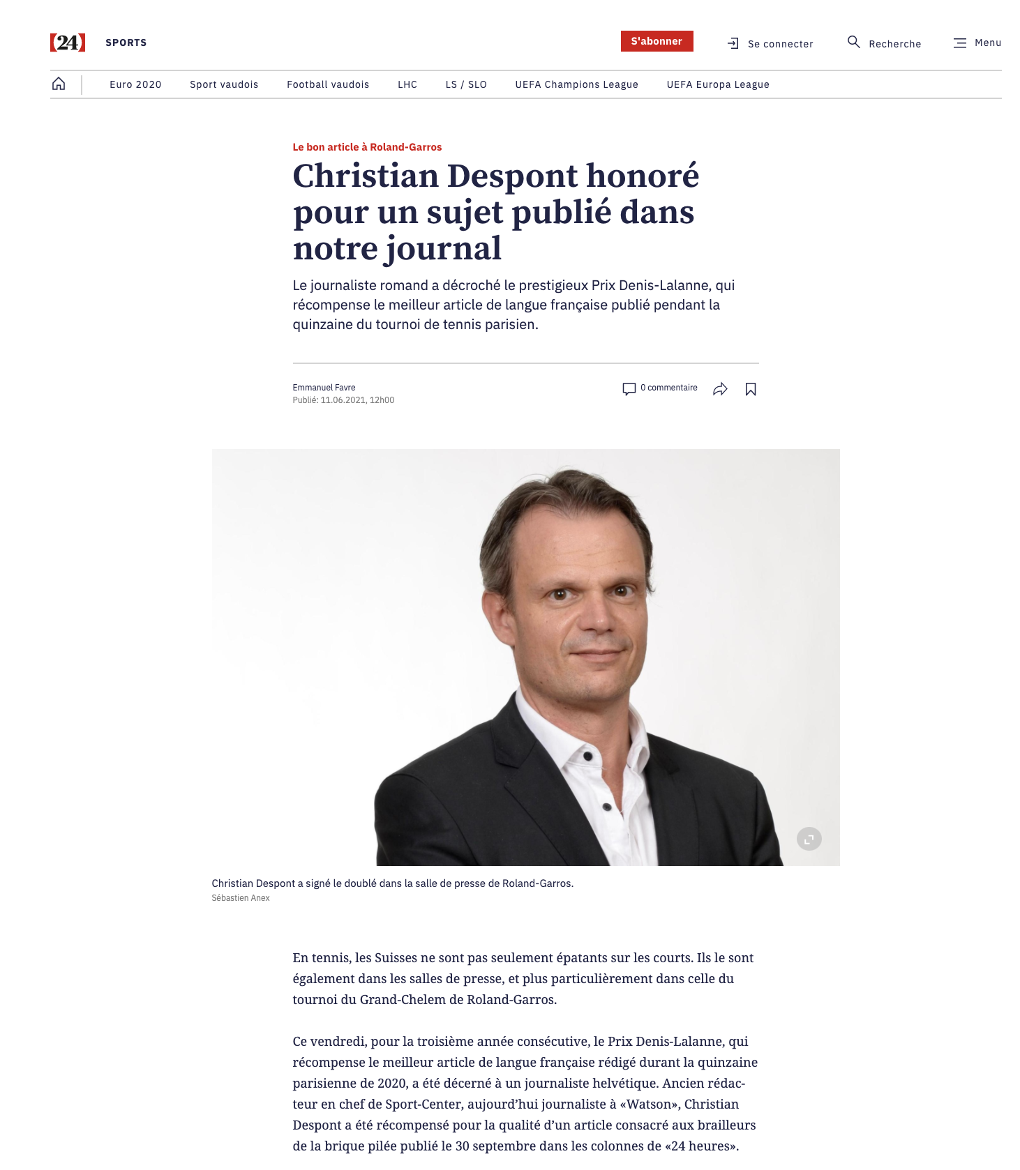 24 Heures Prix Denis-Lalanne