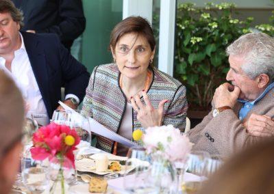 Quatre articles ont été préférés pour le deuxième tour. Entre Philippe Peyrat et Claude Lelouch, Amélie Oudéa-Castéra en profite pour relancer les débats.