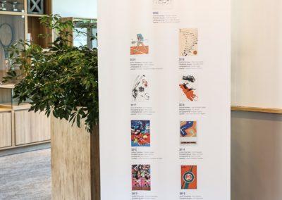 Un palmarès du Prix Denis-Lalanne mis à jour. Neuf ans de passion au service de la presse écrite francophone.